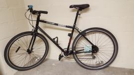 Bike empty