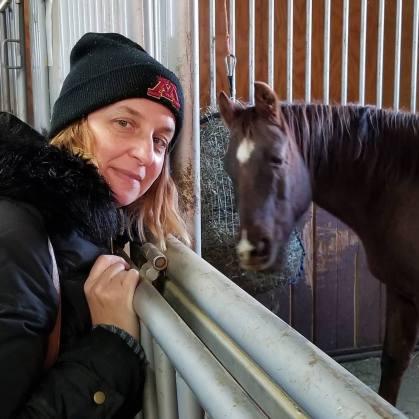 Melissa Horse 3